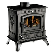 Clarke Richmond cast iron stove - wood burner
