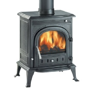 Clarke Pembroke cast iron stove - wood burner